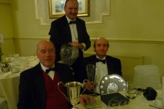 Clive-Williams-Martin-Wollacott-and-Terry-Drinkwater-with-their-haul-of-Luffied-Speed-Championship-trophies