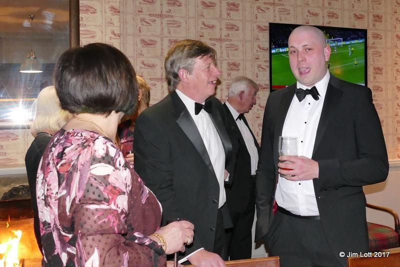 James Burmester and Ian Beningfield