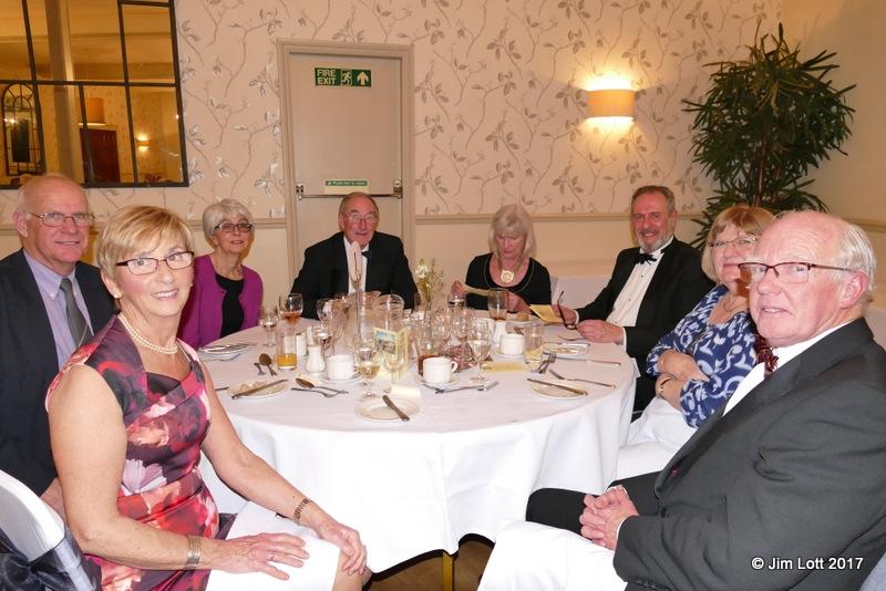 Mary Craddy, Edward Kirkland, Easter Kirkland, Terry Osborne, Susan Osborne, Tont Blake, Val Blake, Dick Craddy