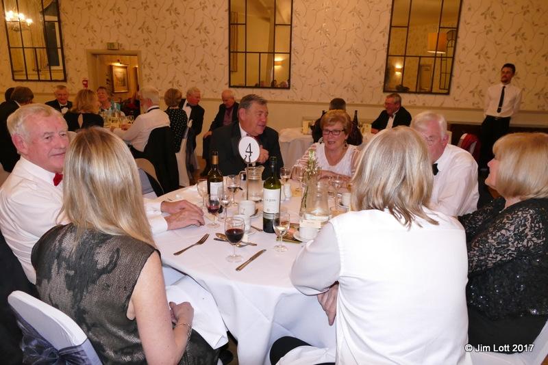 Linda Griffiths, John Thomas, Alan Diamond, Sandra Diamond, Dave Heath, Sheila Heath, Robert Griffiths
