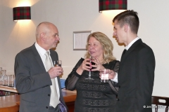 Mike, Carole and Ben Rolls