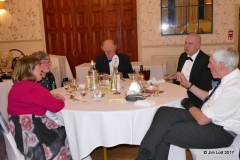 Barbara Luscombe, Ann Phillis, Martyn Phillis, Ian Beningfield, Steve Luscombe