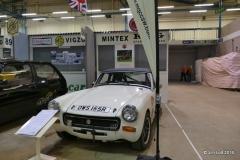 Ian Beningfield's MG Midget.
