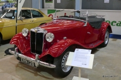 Rob Griffiths's MG TD2