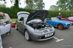 David Stonehouse's (Lincs Centre) MG TF