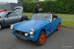 Bryan Pack's (Lincs Centre) MG Midget