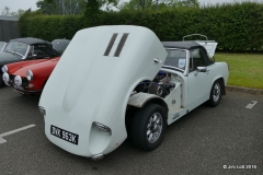 Robert Welch's (Lincs Centre) MG Midget with an MG Metro Turbo setup.