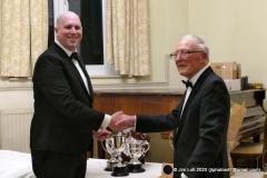 Ian Beningfield - Winner Class 5, MGF/TF and Overall Drivers Champion