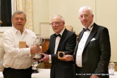 Alan Diamond and Dave Heath - Chairmans Challenge Trophy