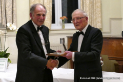 Bruce Weston - Special award, MMM Register John Kidder Trophy