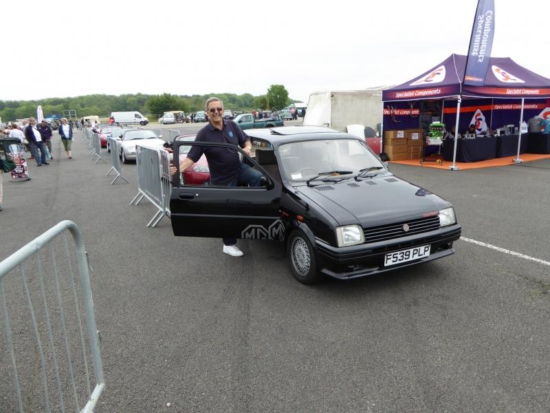 Jim Lott - MG Metro Turbo