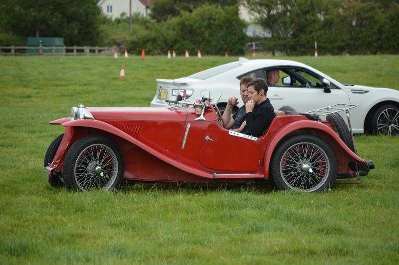 Adrian Moore MG P Type