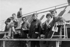 Pitlane Silverstone 1971