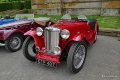 Bruce Weston MG TC