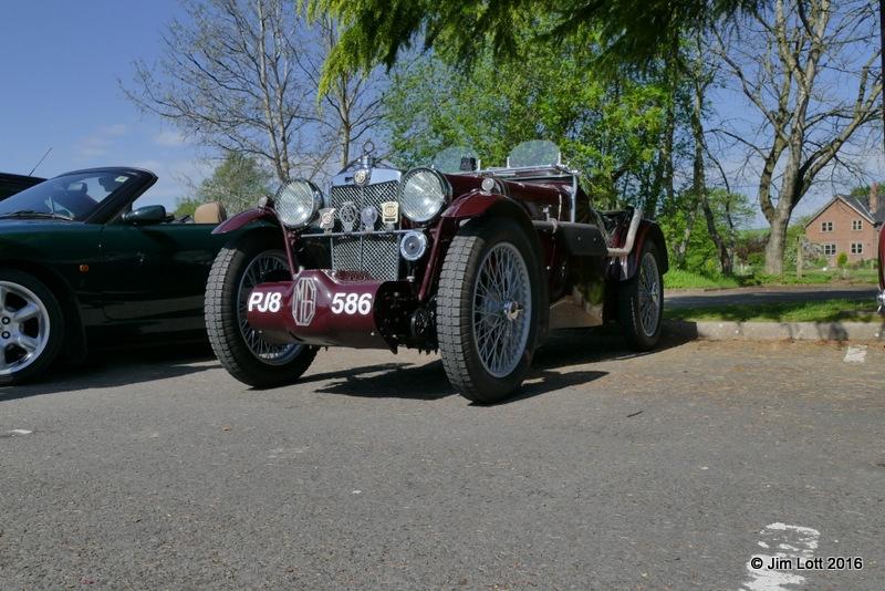 Chris Smith's 1932 MG J2