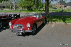 David and Jill Exell's MGA