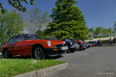 MG in line
