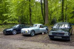 MG TF, MGA, MG Metro Turbo