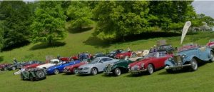 classic car event south devon