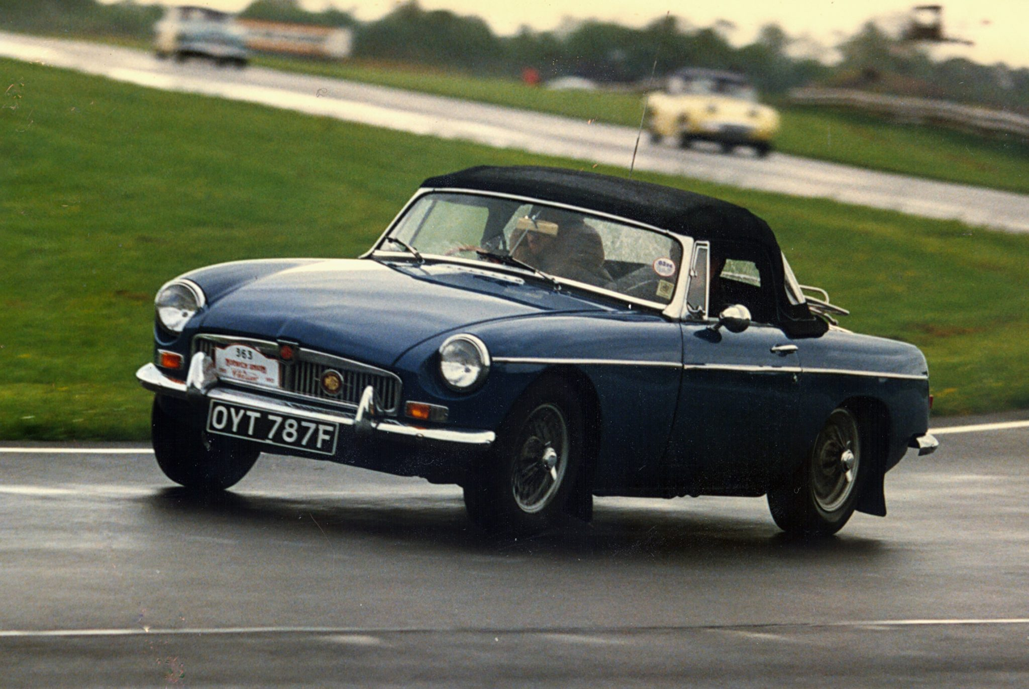Help needed to find 1967 MGB – MG Car Club South West Centre